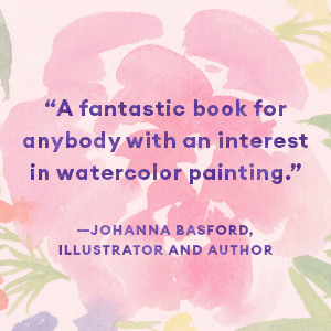 how to paint;flowers;crafts;hobby;art instruction;creative;nature;color;plants;botanicals;watercolor