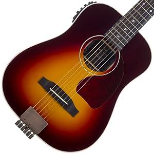 Amazon.com: Traveler Guitar AG-200EQ guitarra ...