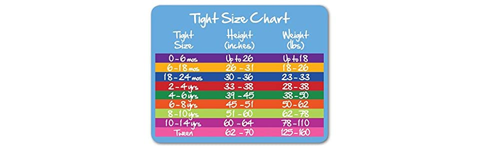 jefferies socks tights size chart guide
