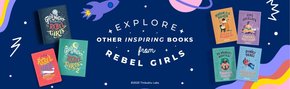 Rebel Girls books