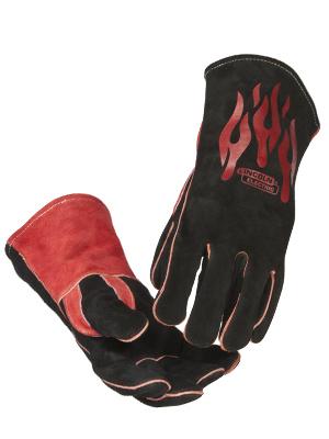Welding Gloves; Heat Resistance; Leather; Comfortable