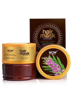 WOW SKIN SCIENCE ANTI DANDRUFF HAIR MASK