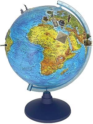 globus;licht;deko;welt;spielzeug;Lampe;entdecken;lernen
