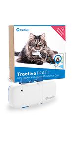 Tractive gps tracker cats localizzatore per cani