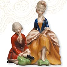 陶器の人形など