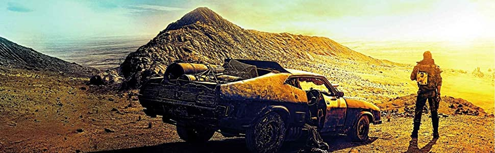 MAD MAX FURY ROAD VOITURE MEL GIBSON DOME TONNERRE TOM HARDY CHARLIZE THERON IMPERATOR FURIOSA