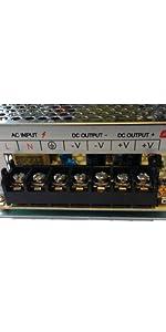 Transformer DC voor LED-strip voeding 220 V (12 V, 20 A, 240 W)