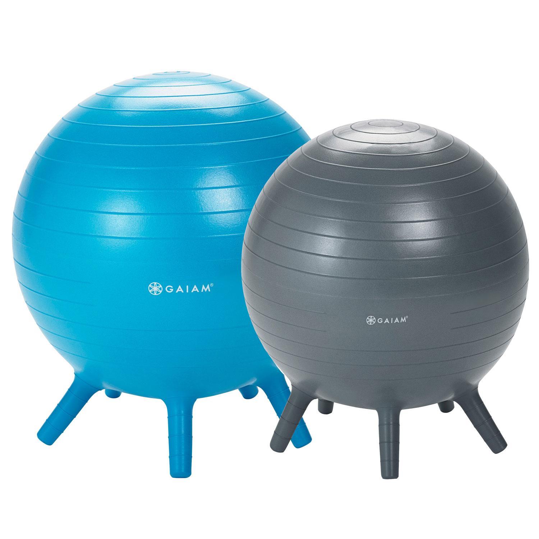 Amazon Com Gaiam Kids Stay N Play Children S Balance Ball