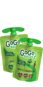 GoGo squeeZ Variety Packs Fruit on the Go