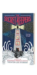 The Secret Keepers by Trenton Lee Stewart