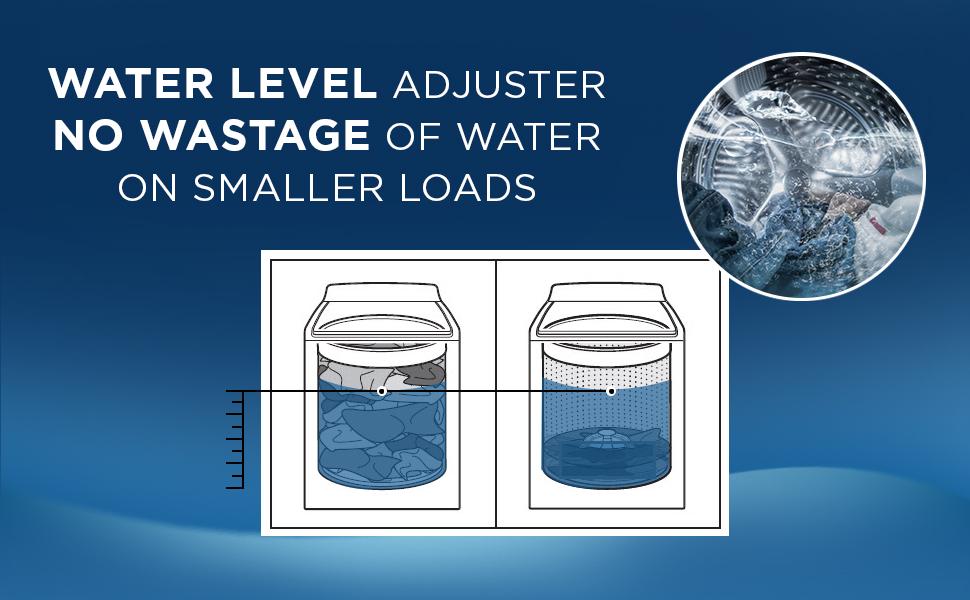 water level adjuster