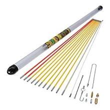 C k 495054 aiguille tire fil en nylon 4 mm 30 m amazon - Aiguille tire fil 50 m ...