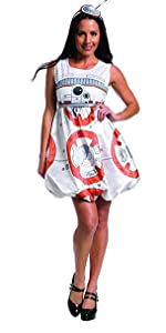Women's BB-8 Costume Dress