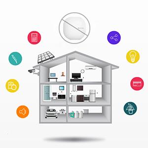 Interruptor de Luz Inteligente Interruptores de Luz T/áctil Wifi que Funcionan con Alexa y Control Remoto de la Aplicaci/ón Google Home Funci/ón de Sincronizaci/ón Control de 4 Luces Sin Cable Neutro