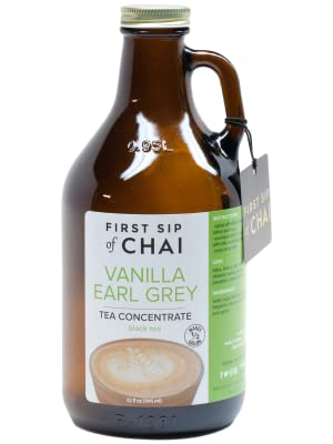 vanilla earl grey concentrate