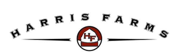 harris farms logo