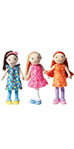 soft dolls for toddlers;manhattan toy doll;manhattan doll;toys for 3 year old girls;soft baby doll