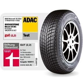 Bridgestone Blizzak Lm 001 Xl Fsl M S 225 50r17 98h Winterreifen Auto