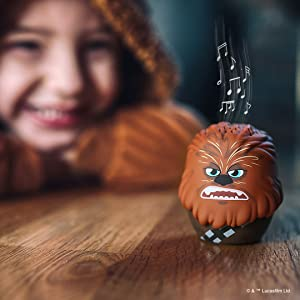 Chewbacca, Star Wars, Bluetooth, Speaker