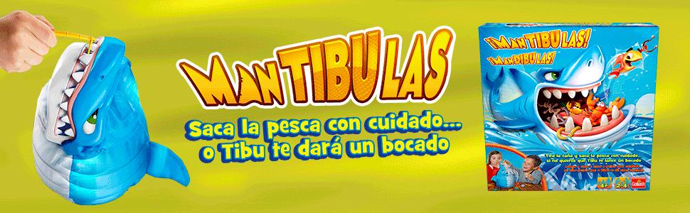Goliath - Man-Tibu-Las, juego de mesa (Goliath 30721006): Amazon ...