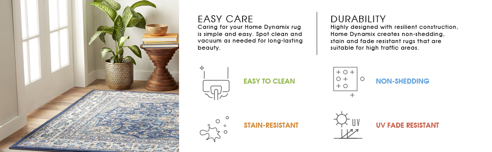 stain resistant, fade resistant rugs