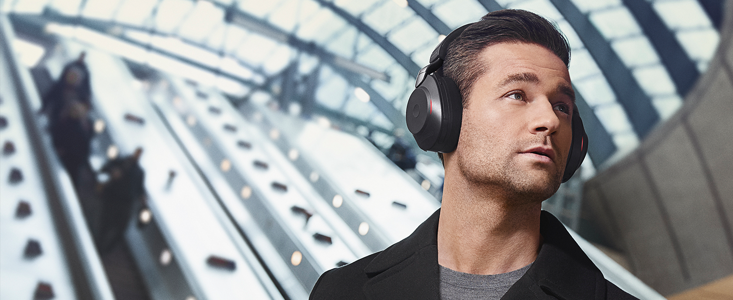 Powerful leak-tolerant 40mm speakers with an advanced digital chipset and the latest AAC codec.
