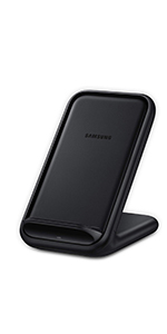 Samsung 15W Fast Charge 2.0 Wireless Charger Stand Black