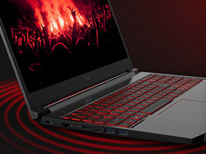 Acer Nitro 7 AN715-51 9th Gen Intel Core i7 NVIDIA GTX SSD Full HD