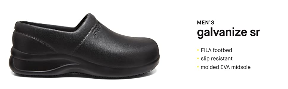 Amazon.com | Fila Men's Galvanize Slip