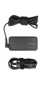 slim travel friendly universal laptop charger adapter temperature protection power supply compatible
