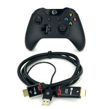 Amazon.com: Marseille Inc. mCable Gaming Edition 9-foot HDMI ...