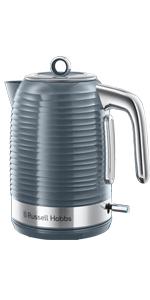 Russell Hobbs Inspire Grey Wasserkocher 24363-70