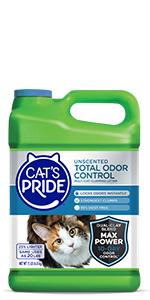 Cat's Pride Total Odor Control Cat Litter