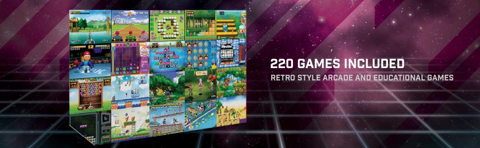 GAMER V mini my arcade retro games