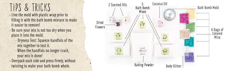 Amazon stmt by horizon group usa diy bath bomb kit do it read more solutioingenieria Images