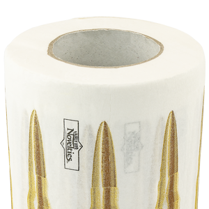 Fairly Odd Novelties AK 47 AK-47 Bullets Novelty Toilet Paper