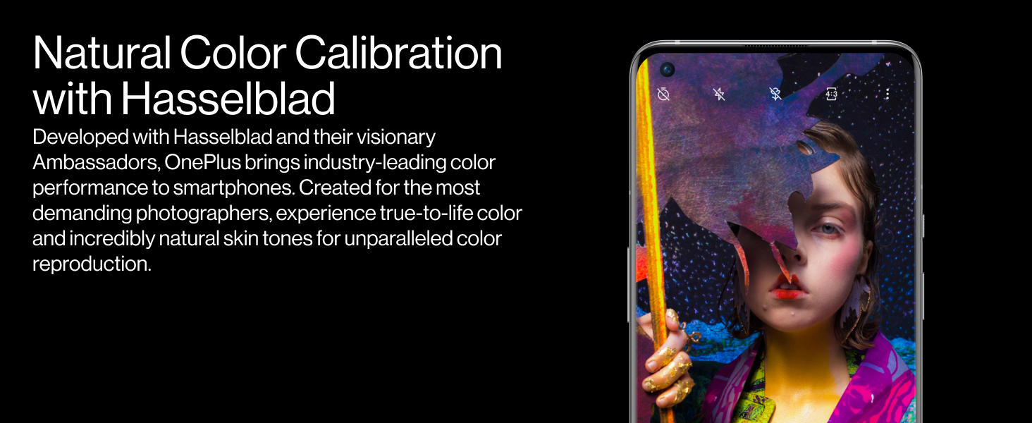 Natural Colour calibration
