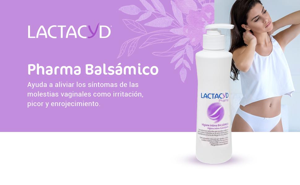 Lactacyd Pharma Balsámico Higiene Íntima- 250 ml