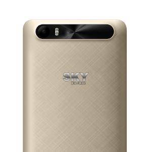 Sky Devices Platinum 5.0M Smartphone Quad Core 1.2 GHz, Pantalla ...