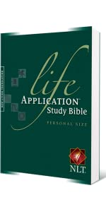 personal size LASB real life notes features study New Living Translation understandable hardcover