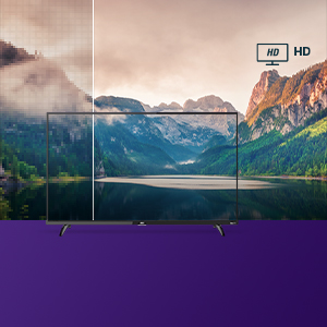 roku tv, aoc, aoc roku tv, 32 polegadas, hd, aplicativos, smart tv