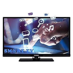 Telefunken XH24A401VD 61 cm (24 Zoll) Fernseher (HD ready
