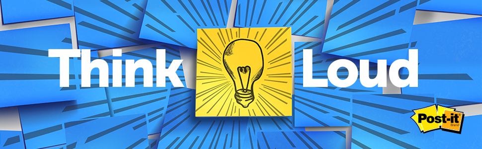 Think Loud with Post-it
