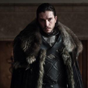 jon snow;game of thrones;got;saison 7;winterfell;stark;chateau;bataille;roi du nord;ramsay;HBO;DVD