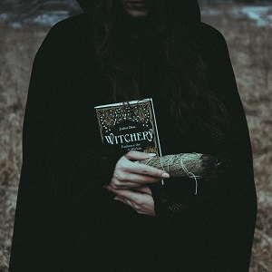 witchery witch magic magick juliet diaz embrace book potion spell cast altar