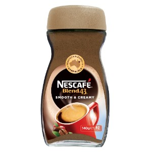 Nescafe smooth and creamy