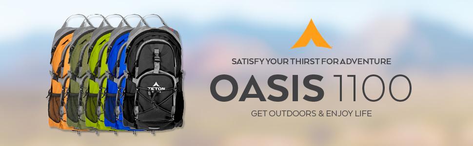 TETON Sports oasis 1100 Pack