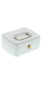 Silver Burg-W/ächter Universa-CKS 250 Cash Box