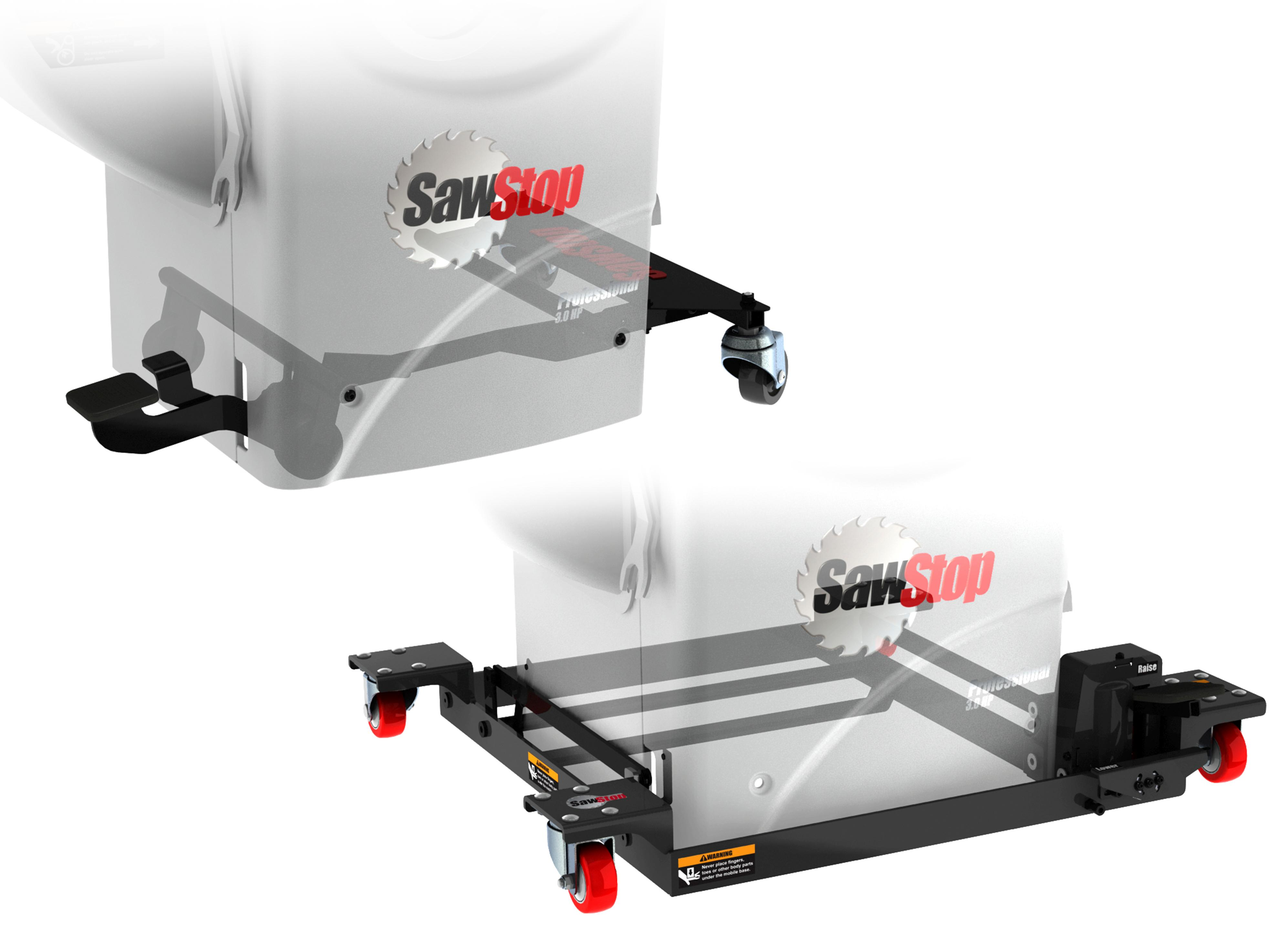 100+ [ Cabinet Table Saw Mobile Base ] | Smart Shop In A One Car ...