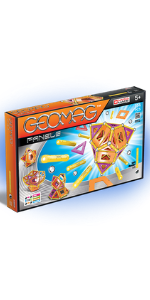 Geomag, Panels, STEM, Magnetic Building Set, Toys, Kids, Learning, Safe